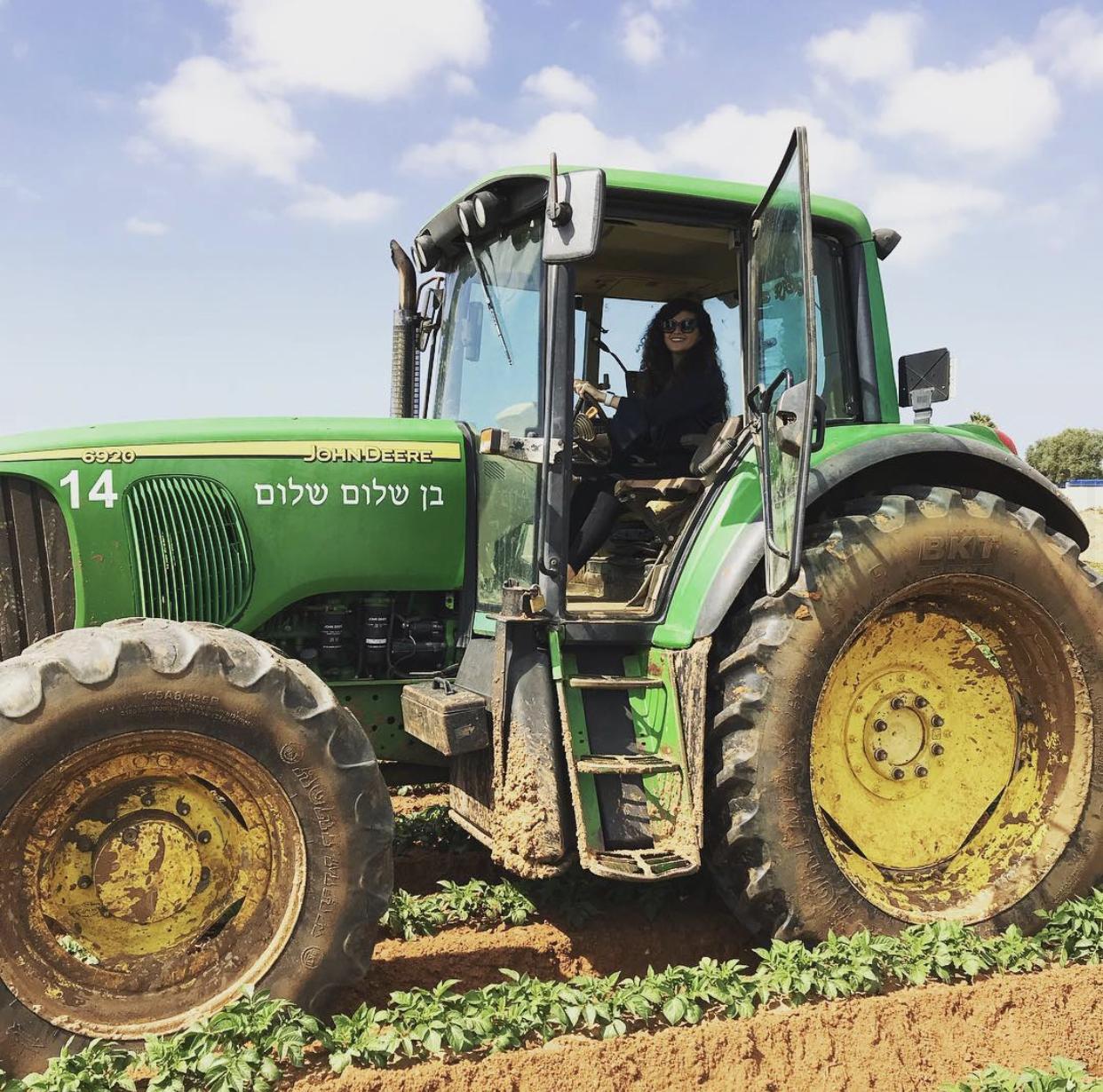 """חה""""כ שרן השכל לחקלאות"""