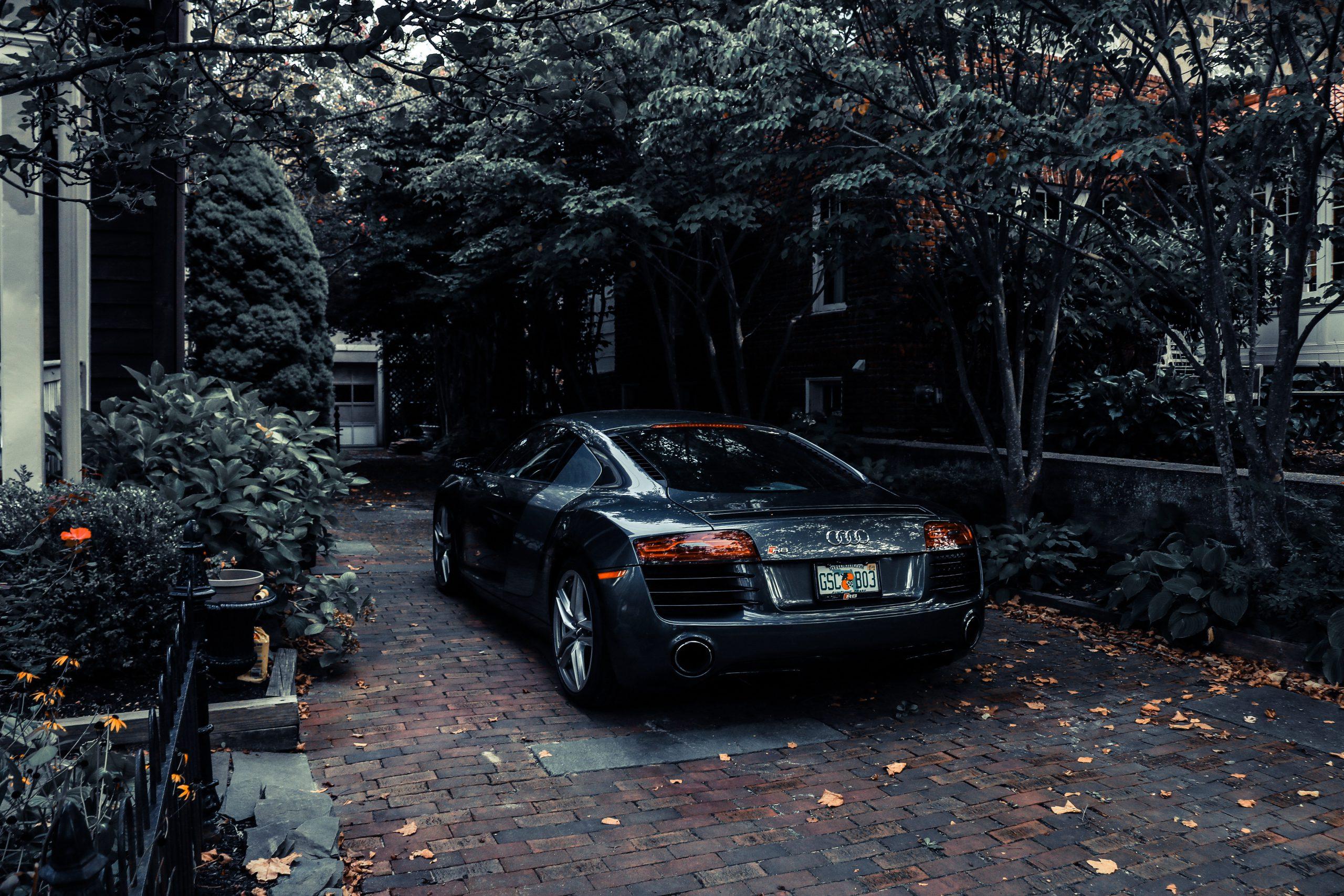 רכב בחניה