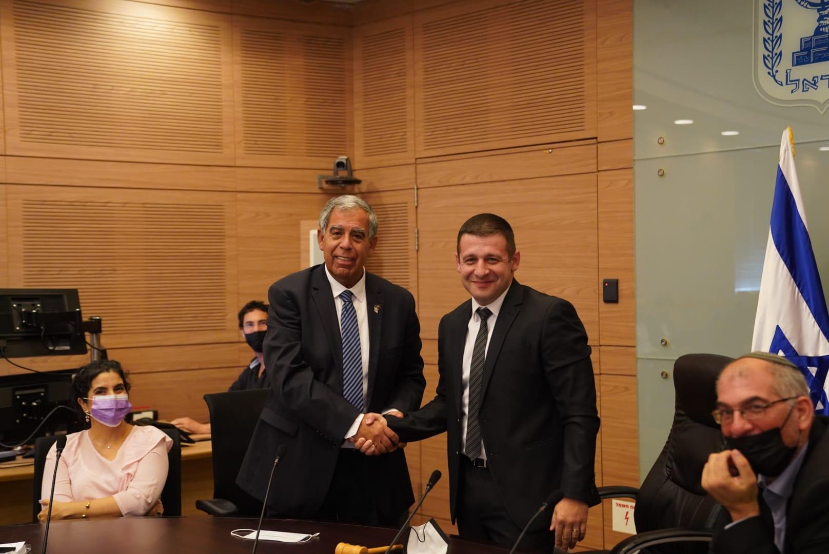 """יו""""ר וועדת הכספים הנבחר, ח""""כ אלכס קושניר: """"זו לא הוועדה שלי זו הוועדה של הציבור, נעשה הכל כדי לדאוג לכל הציבור בישראל"""""""