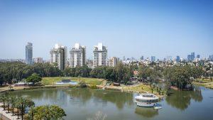 פרויקט the lake רמת גן