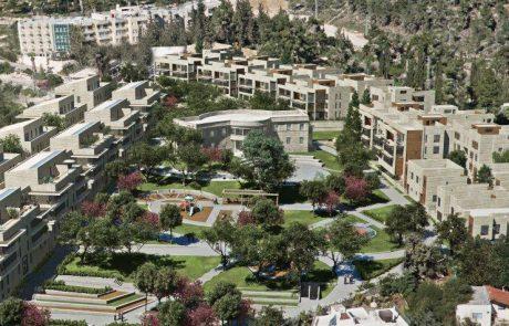 עליה של 33% בכמות המכירות בפרויקט אזורים מוצא עילית