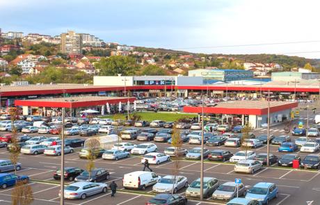 חברת ביג חתמה על עסקה לרכישת מרכז מסחרי בבלגרד תמורת 32.5 מיליון יורו