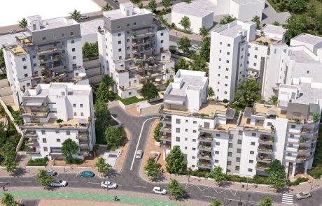 חברת דונה מכרה דירות ב1.7 מיליארד שקל ב2020
