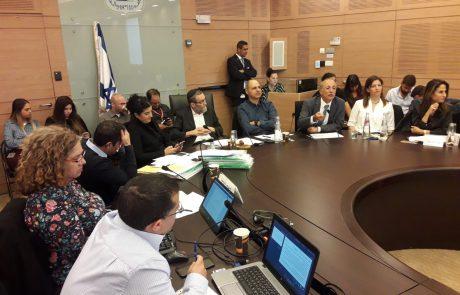 ועדת הכספים אישרה העברות תקציביות בסכום כולל של כ-550 מיליון שקלים
