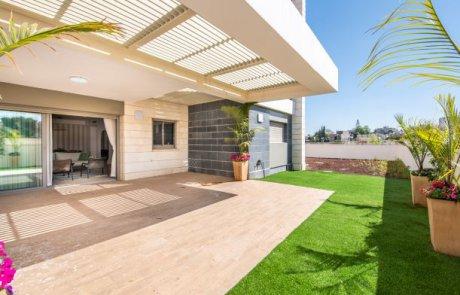 אפקט הקורונה זינוק בביקוש לדירות גן להשכרה