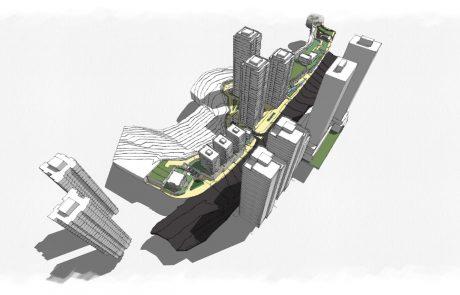 אושרה תכנית בניה בדרך חברון: יבנו כ-500 יחידות דיור