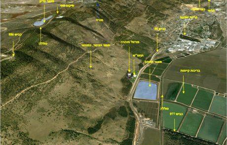 בהשקעה של 470 מיליון דולר אושר מיזם תחנת כוח לאגירה שאובה EPC במנרה