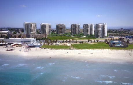 מנרב על הים שכונת מגורים חדשה במתחם בתי המלון בעכו