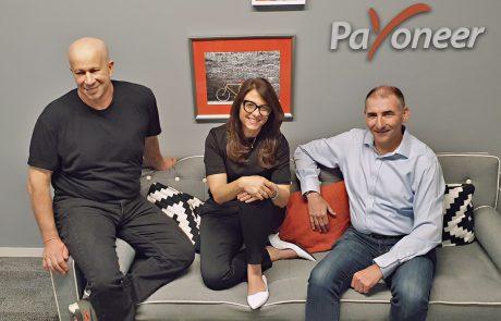 הכלכלן הראשי לשעבר, יואל נוה, מצטרף לחברת הפינטק הבינלאומית Payoneer
