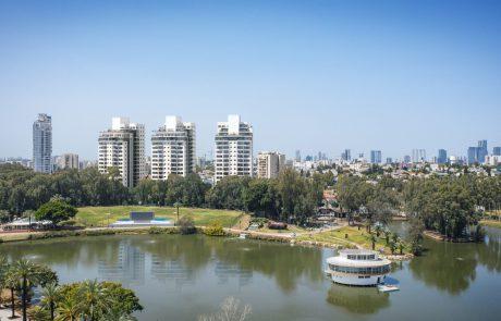 פרויקט the lake רמת גן – מסתמנת ירידה בהתחלות הבנייה בעיר במחצית הראשונה של 2021