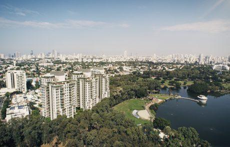 התחלות הבנייה ברמת גן זינקו ב-86% בשנת 2020
