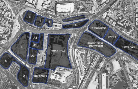 נבחרו החברות לפרויקט רובע הכניסה לעיר ירושלים