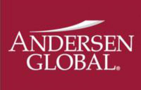 אנדרסן גלובל משפרת את הנוכחות בשיתוף פעולה עם חברת Intuit Management Consultancy LLP