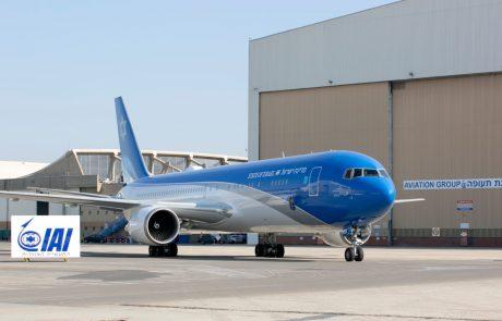 התעשייה האווירית בהכנות אחרונות לקראת טיסת המבחן הראשונה של מטוס ראשי המדינה