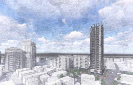תוכנית להתחדשות עירונית בשכונת קרית שלום בתל אביב