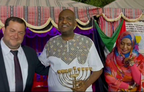 שיתוף פעולה כלכלי בין השומרון לסודאן
