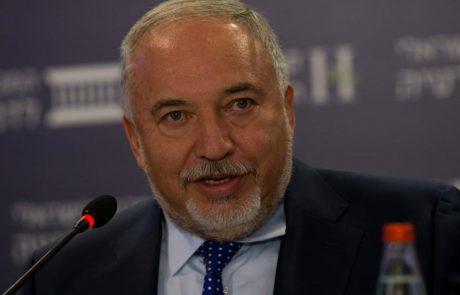 """אביגדור ליברמן בכנס אלי הורוביץ : """"ננהל מדיניות אחראית ממלכתית. בלי גזירות בלי מסים."""""""