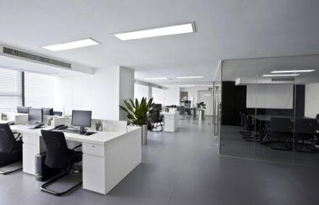 השפעת עיצוב המשרד על תפוקת העובדים