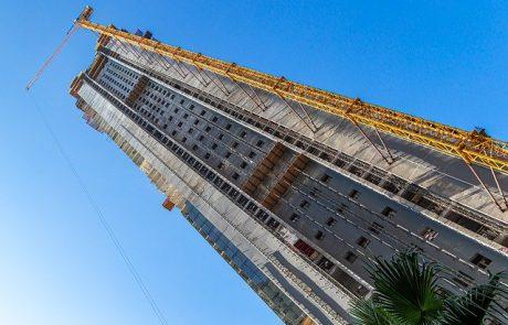 עיכוב של 90 ימים בעבודה באתרי בנייה